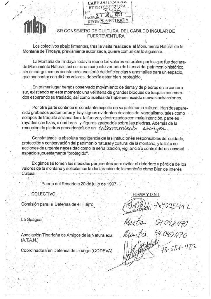 thumbnail of 1997-21julio_EscritoFirmas_Cultura Cabildo